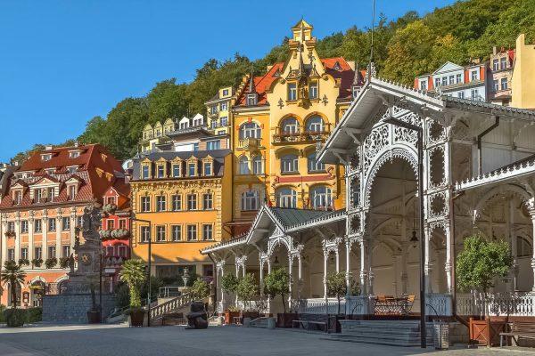 Karlovy Vary, Bohemia, Czechia
