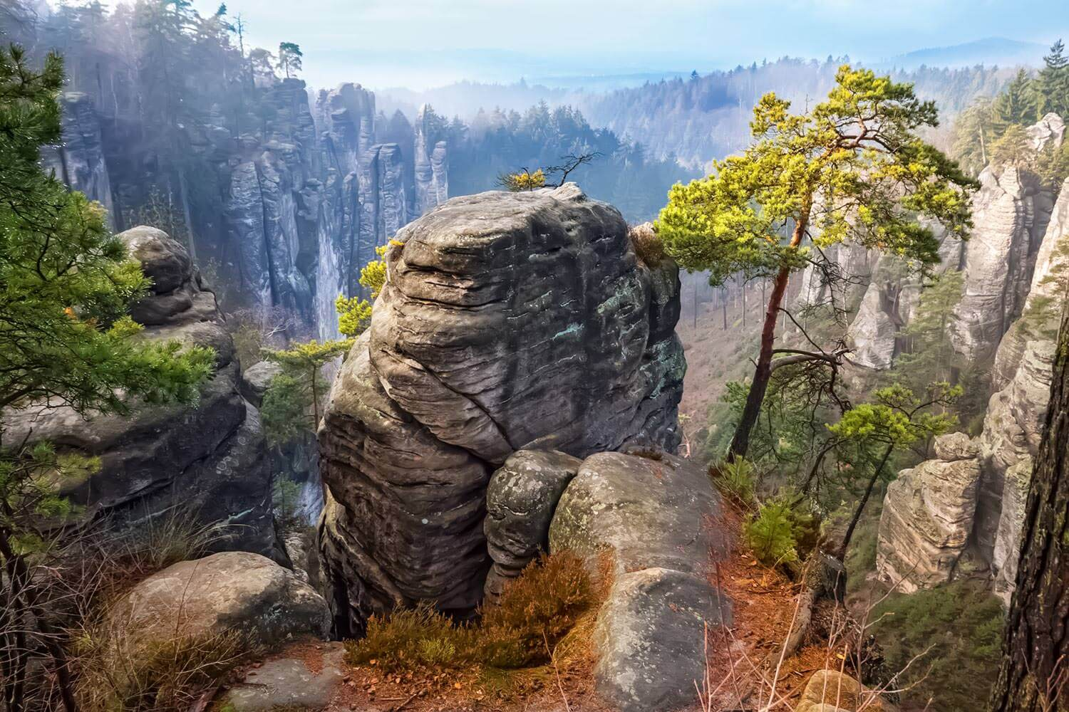 bohemian paradise see a magical region near prague amazing czechia
