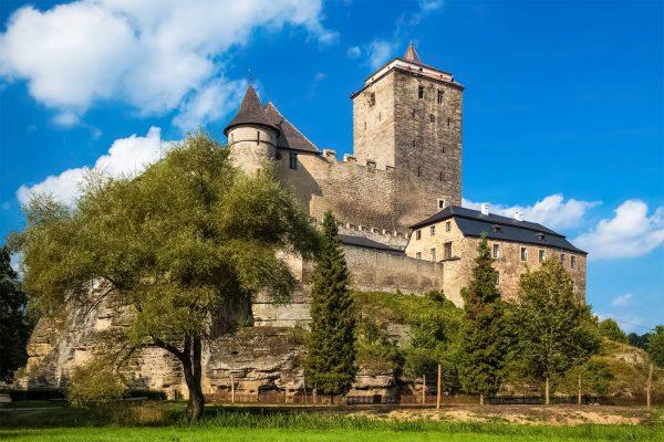 Kost Castle, Bohemian Paradise, Czech Republic