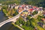 Czechia Loket Town