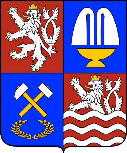 Karlovy Vary Region Coat of Arms