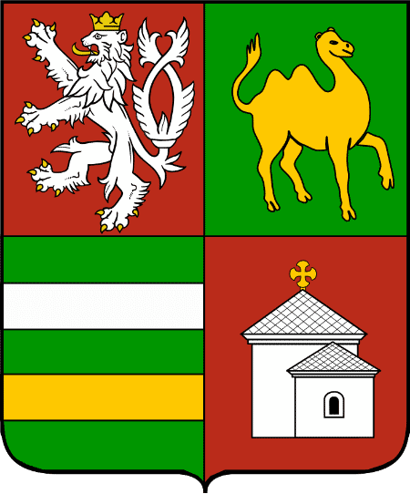 Plzen Region Coat of Arms
