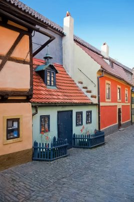 Golden Lane, Prague, Czechia