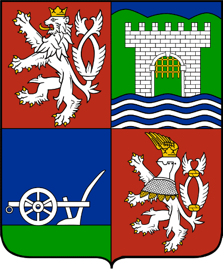 Ústí nad Labem Region Coat of Arms