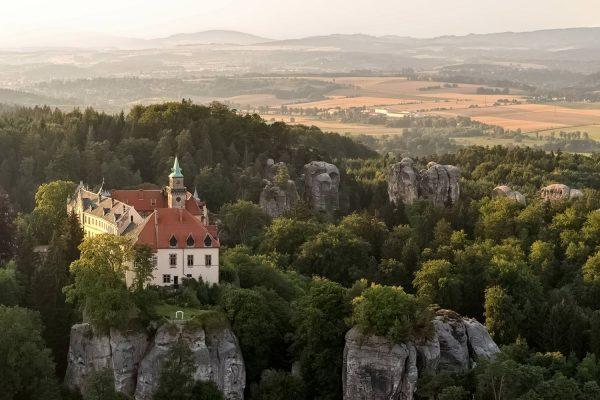 Hruba Skala Chateau, Bohemian Paradise