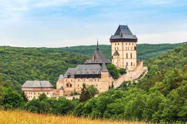 Royal Castle Karlštejn, Czechia
