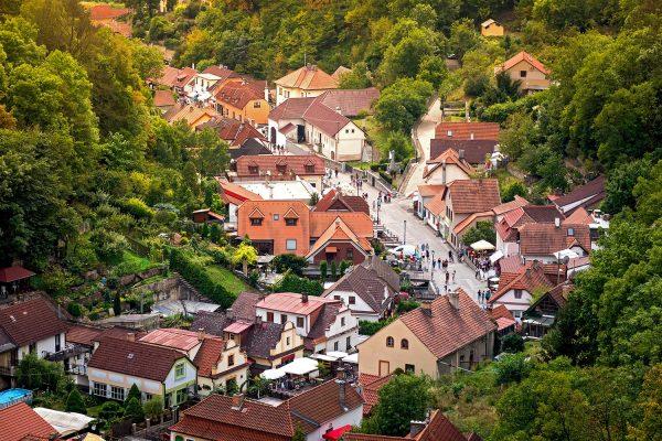 Karlštejn Town, Czechia