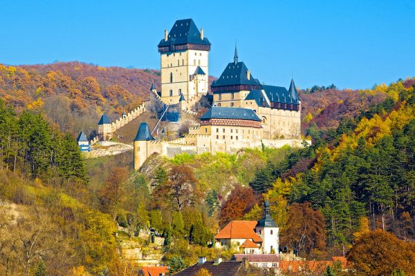Karlštejn Castle, Czechia