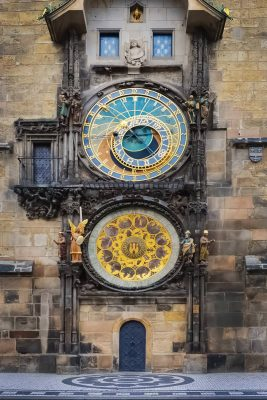 Prague Astronomical Clock - Orloj, Prague, Czechia