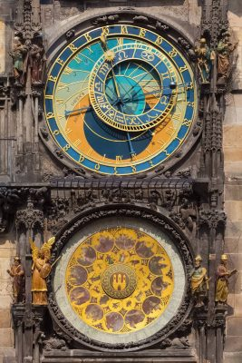 Prague Astronomical Clock - Orloj - Czechia