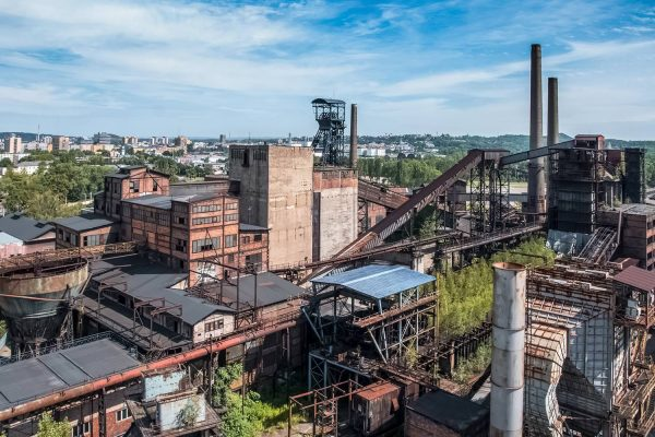 Lower Vítkovice - Industrial Heritage Site in Ostrava, Czechia