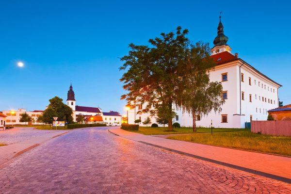 Uherský Ostroh, Slovácko, Moravia, Czechia