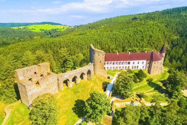 Velhartice Castle, Czechia