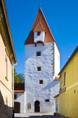 Rabenštejn Tower, České Budějovice
