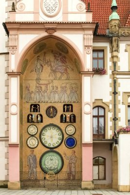 The Olomouc Astronomical Clock (Orloj)