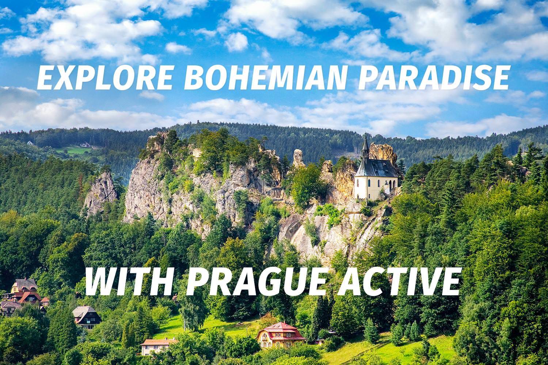 Hiking in Bohemian Paradise