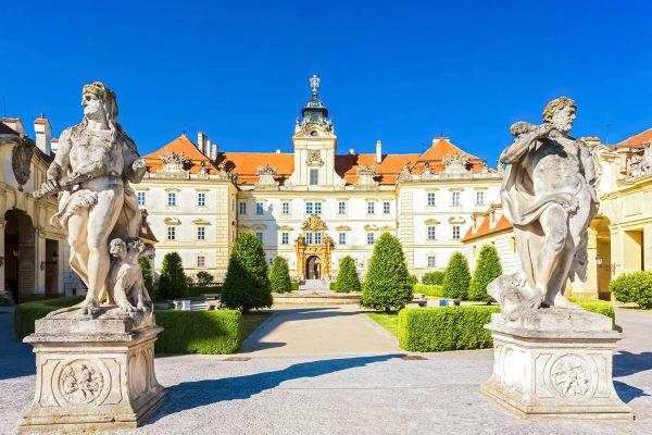 Valtice Chateau, Lednice-Valtice Cultural Landscape, Moravia, Czechia