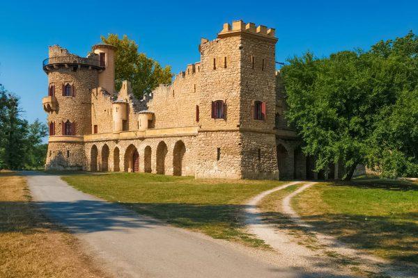 John's Castle (Janův hrad), Lednice-Valtice Cultural Landscape, Moravia, Czechia