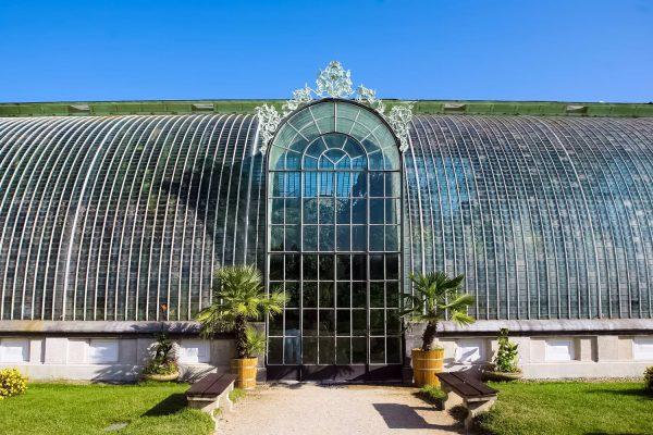 Greenhouse of Lednice Chateau, Lednice-Valtice Cultural Landscape, Moravia, Czechia