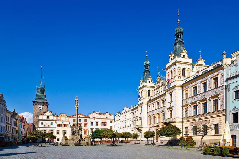 Pardubice, Bohemia, Czech Republic