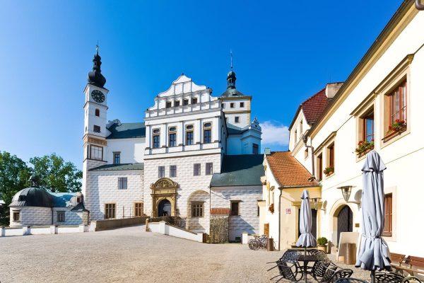 Pardubice Chateau, Bohemia, Czech Republic
