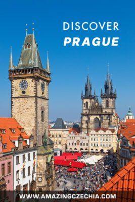 Discover Old Town Square, Prague, Czechia