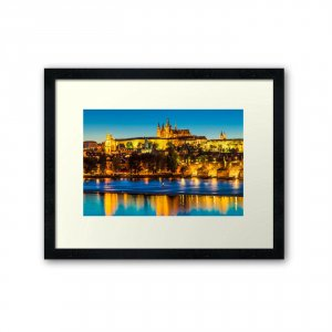 Framed Prints - PRAGUE 002