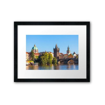 PRAGUE 005 - Framed Prints