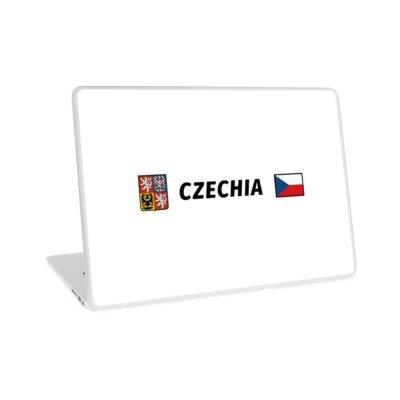CZECHIA 001-EN - Laptop Skin