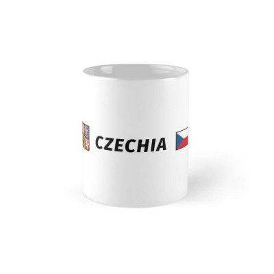 CZECHIA 001-EN - Mug