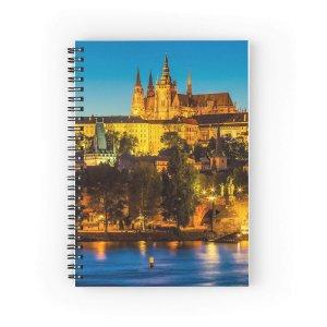 Spiral Notebooks - PRAGUE 002