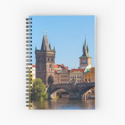PRAGUE 005 - Spiral Notebooks