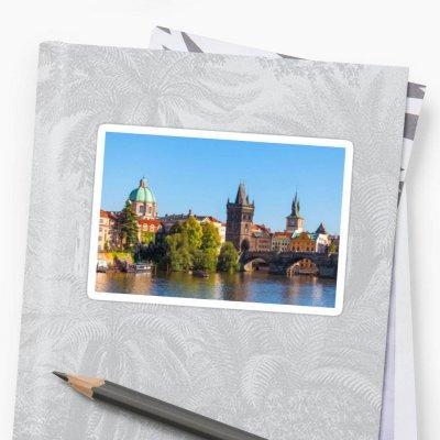 PRAGUE 005 - Stickers