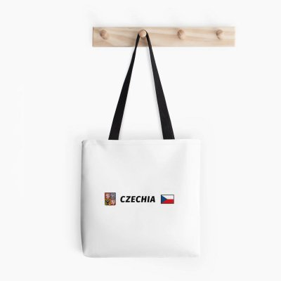 CZECHIA 001-EN - Tote Bags