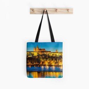 Tote Bags - PRAGUE 002