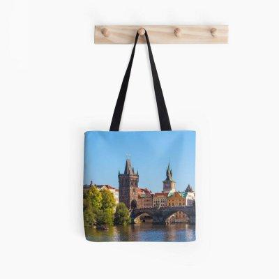 PRAGUE 005 - Tote Bags