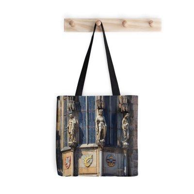 PRAGUE 007 - Tote Bags