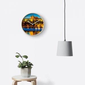 Wall Clocks - PRAGUE 002