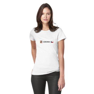 CZECHIA 001-EN - Women's T-Shirt