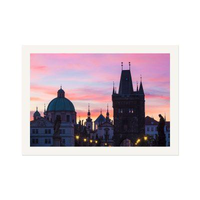 Art Prints - Prague 012 - Charles Bridge
