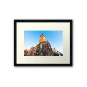 PRAGUE 004 - Framed Prints
