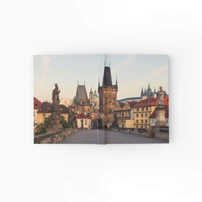 PRAGUE 006 - Hardcover Journals