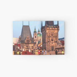 Prague 008 - Hardcover Journals