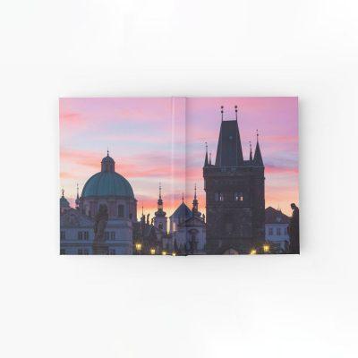 Hardcover Journals - Prague 012 - Charles Bridge