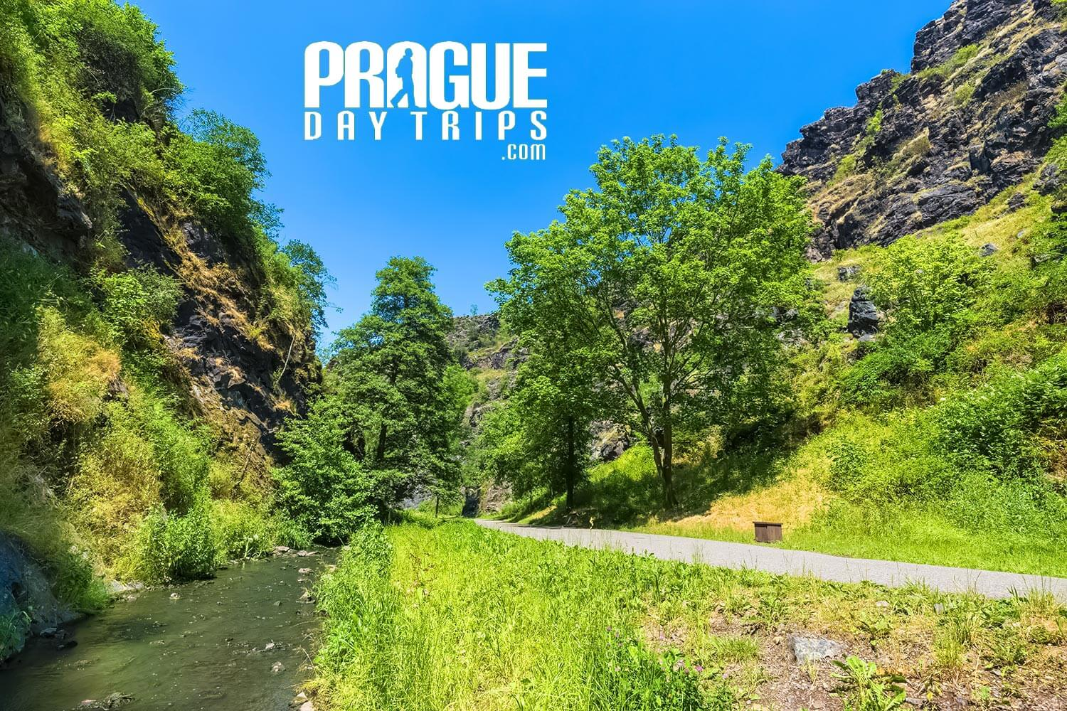 Hiking Tours Prague - Divoka Sarka