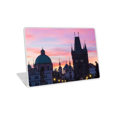 Laptop Skins - Prague 012 - Charles Bridge