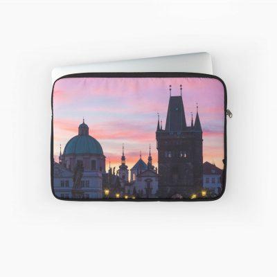Laptop Sleeves  - Prague 012 - Charles Bridge
