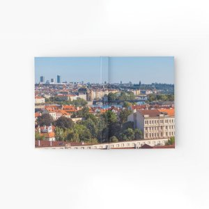Prague 009 - The View from Opyš Hill - Hardcover Journals