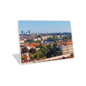 Prague 009 - The View from Opyš Hill - Laptop Skins