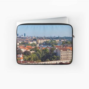 Prague 009 - The View from Opyš Hill - Laptop Sleeves